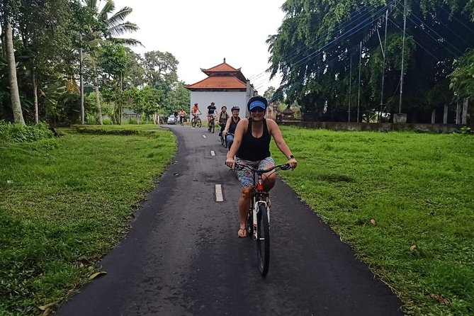 Awesome Bike through Ubud