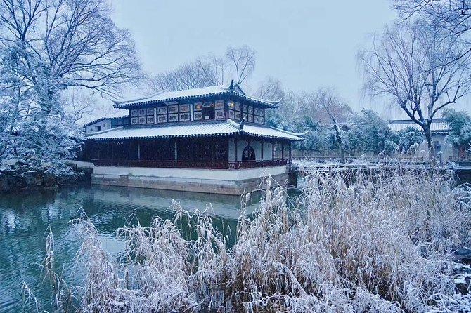 Suzhou Early Bird Tour: Humble Administrator's Garden with Kunqu Opera and Breakfast