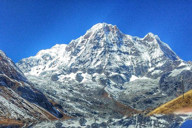 Annapurna Base Camp Private Guided Trek