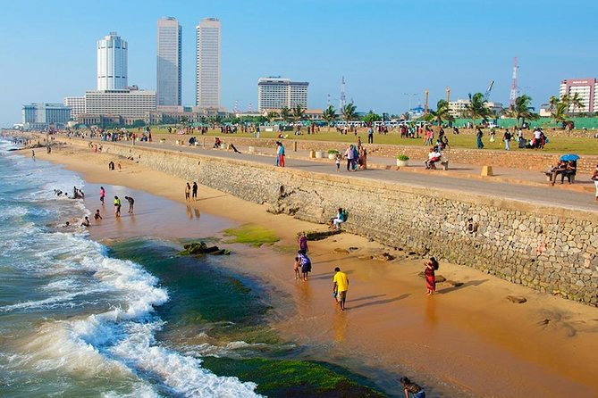 Colombo City tour from Colombo port passenger Terminal for groups