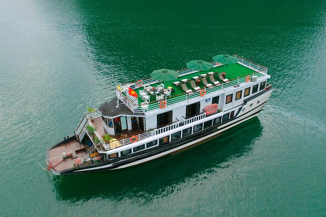 2 Day 1 Night Bai Tu Long Bay Cruises- Cave, Kayaking, Fishing Village