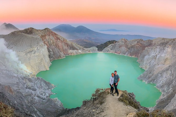 Mount Ijen Bromo Tour from Ubud Bali (3 days 2 nights)
