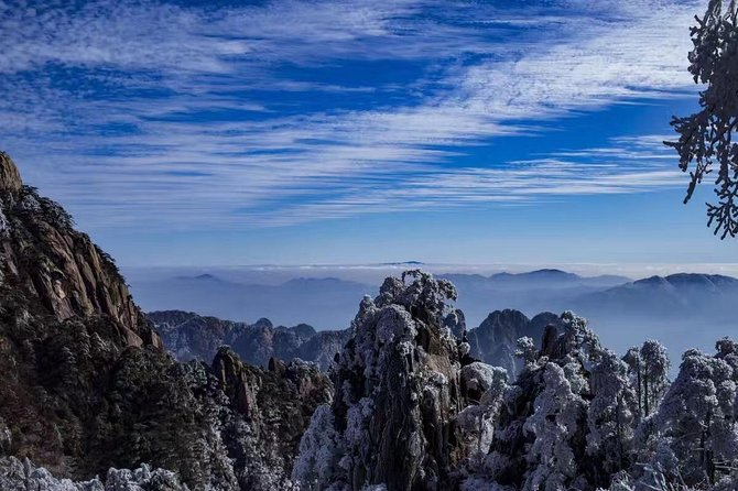 Mt. Huangshan Private 3-day Tour with Tunxi Ancient Street from Shanghai photo 4