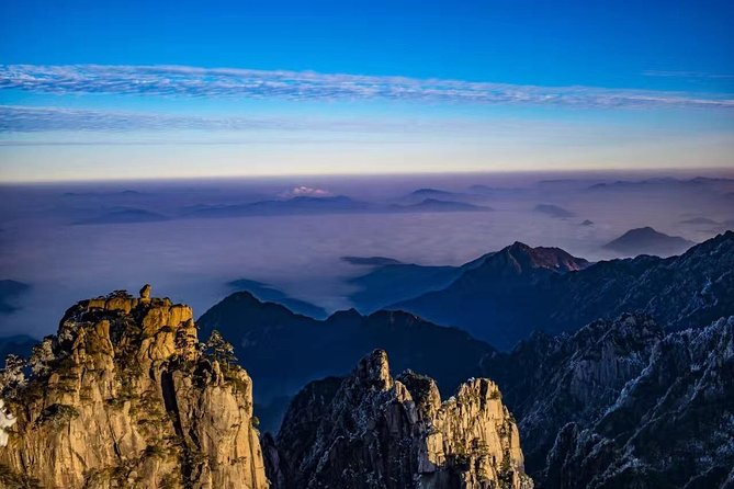 Mt. Huangshan Private 3-day Tour with Tunxi Ancient Street from Shanghai photo 3