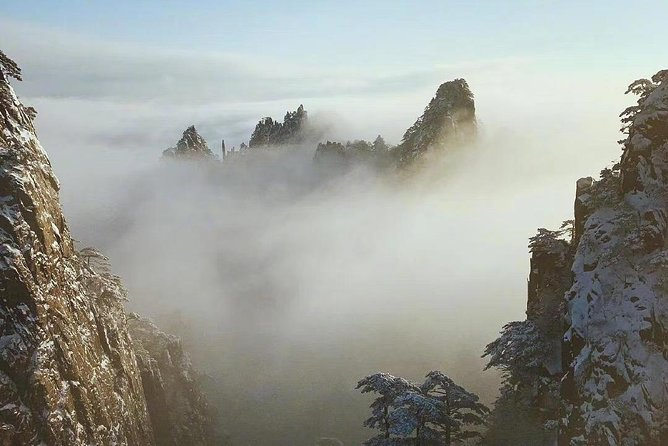 Mt. Huangshan Private 3-day Tour with Tunxi Ancient Street from Shanghai photo 9