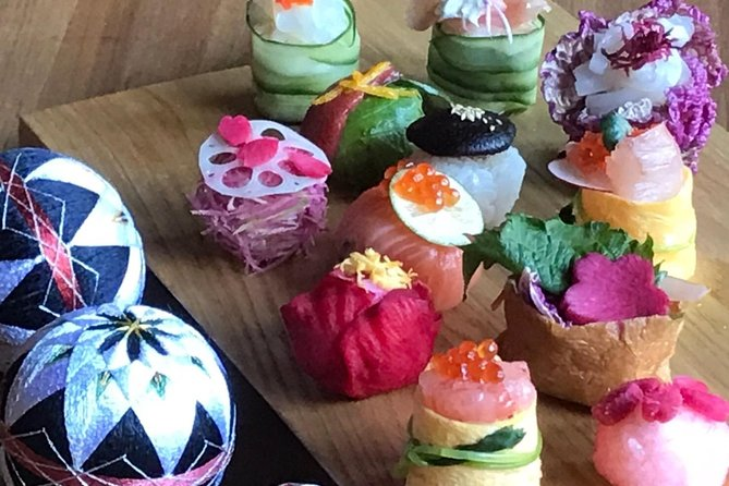 Sushi-Making Experience! IN KANAZAWA