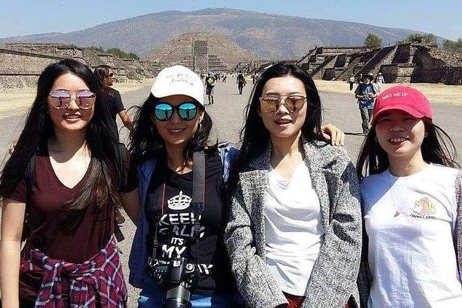 Tour Teotihuacan - Basilia de Guadalupe