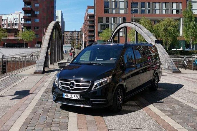 Airport-Transfer Premium Van