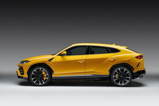 Lamborghini URUS, Boost your adrenaline with the fastest 4x4 photo 7
