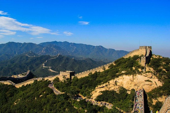 Badaling Great Wall Visit with Beijing Highlights of Your Choice