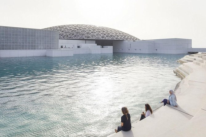 Louvre Tour - Abu Dhabi, an Arabic-Galactic Wonder photo 6