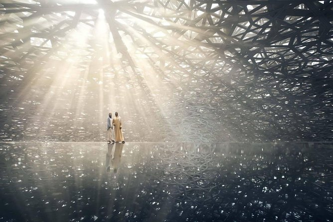 Louvre Tour - Abu Dhabi, an Arabic-Galactic Wonder photo 14