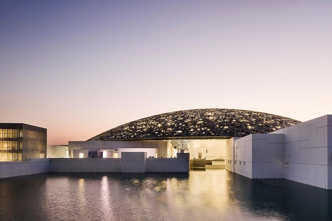 Louvre Tour - Abu Dhabi, an Arabic-Galactic Wonder photo 7