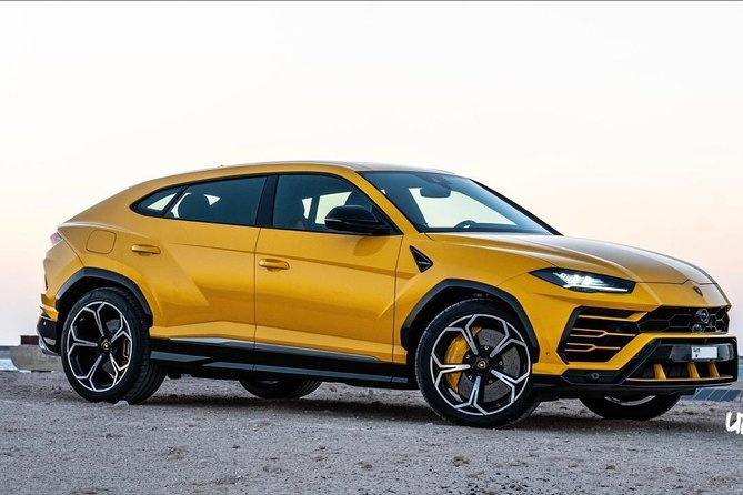 Lamborghini URUS, Boost your adrenaline with the fastest 4x4 photo 1