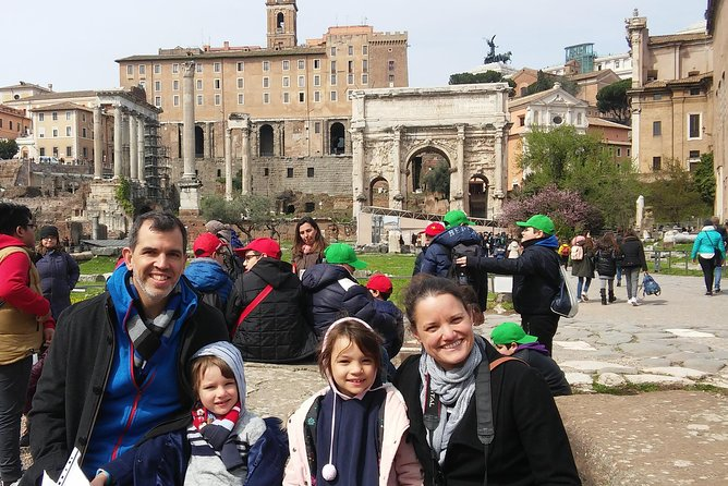Skip-the-line Colosseum & Roman Forum for Kids & Families w Hotel Pick Up photo 3