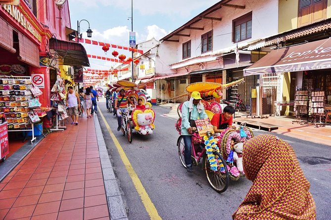 Private Tour: 2 in 1 Kuala Lumpur & Malacca Historical Day Tour