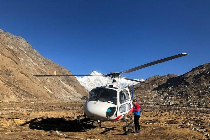 Everest Base Camp Private Heli Tour
