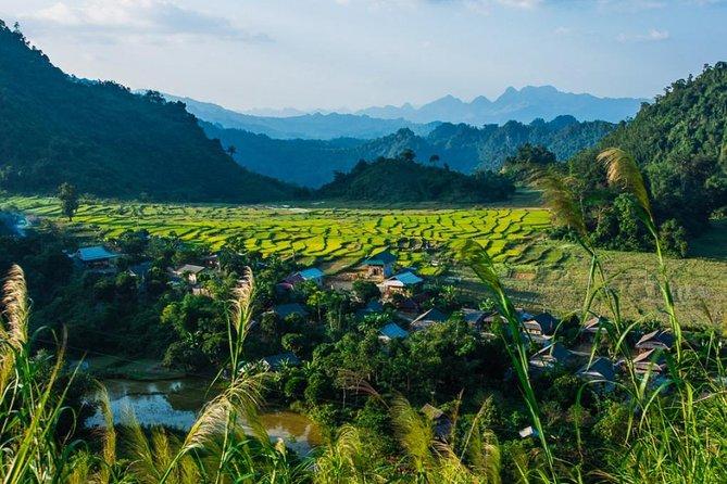 Excursão de um dia a Mai Chau de Hanói