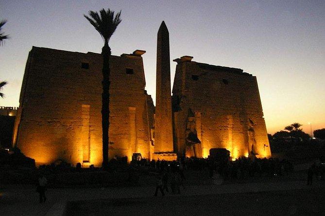 Sound and Light Show Luxor