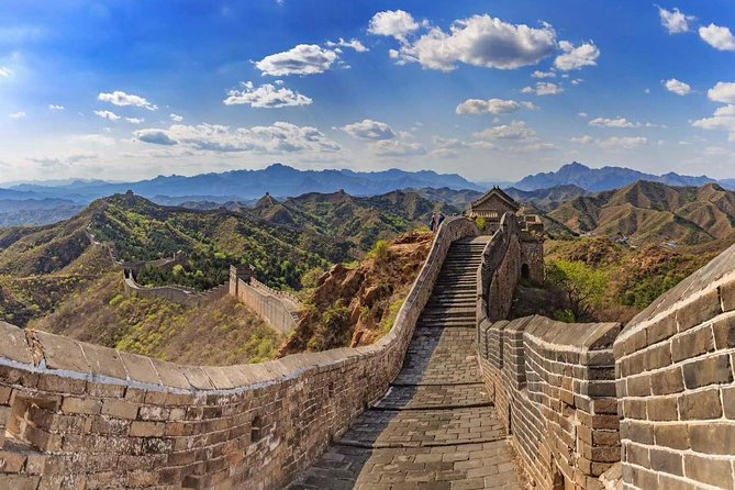 Mutianyu Great Wall Visit with Beijing Highlights of Your Choice