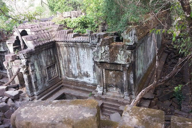 Private Tour To Kbal Spean and Beng Mealea photo 9