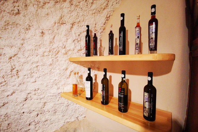Santorini Private Winery Adventure And Tasting Tour
