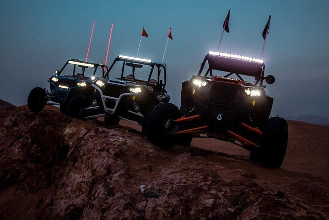 Night Buggy Drive Experience at Red Dunes Desert photo 3