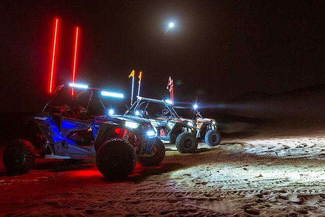 Night Buggy Drive Experience at Red Dunes Desert