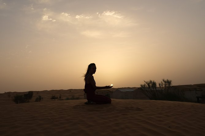 2 Days desert tour from Djerba with a night under a tent