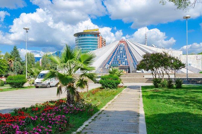 The best of Tirana city Walking tour