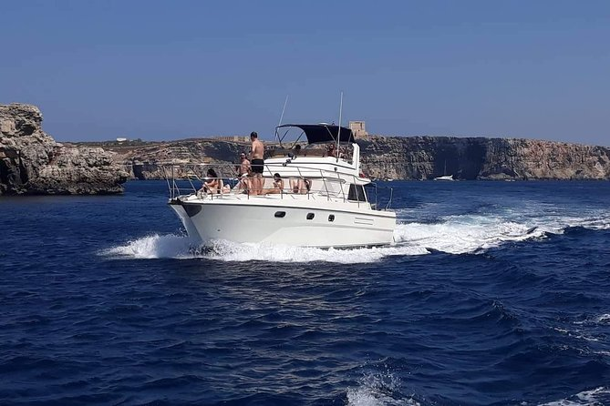 Exclusive Private Sunset Charter - Comino & Blue Lagoon