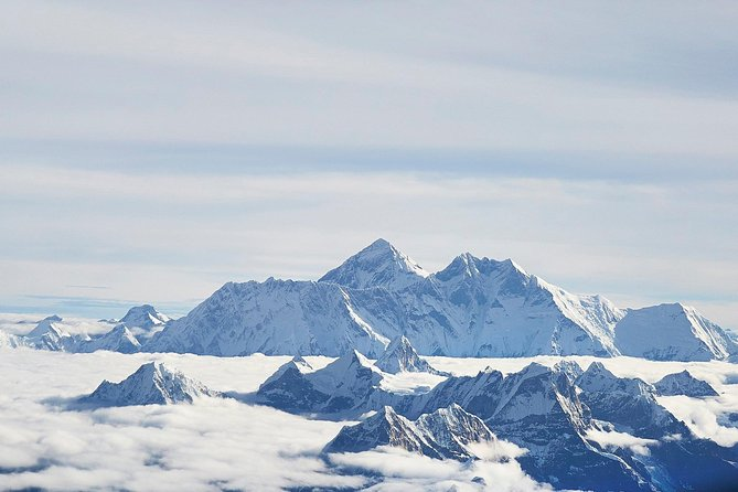 Everest Mountain Flight Day Tour From Kathmandu