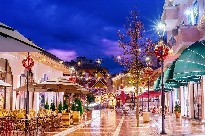Magic Christmas Tour in Tirana