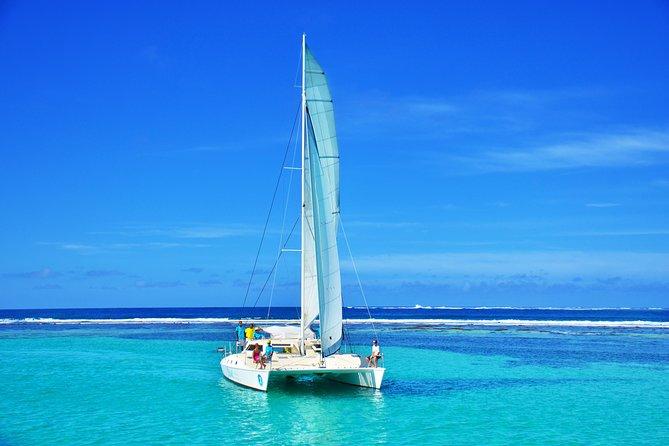 Oceane Full Day Private Catamaran Cruise East Coast
