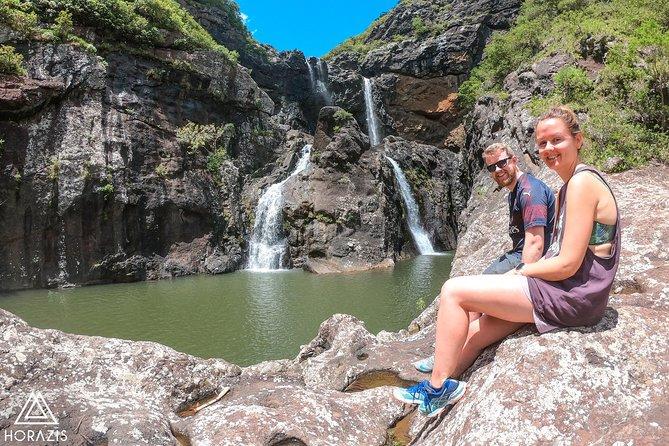 Trekking Tamarind Falls (7 Cascades) in Mauritius: 6-Hour Trek