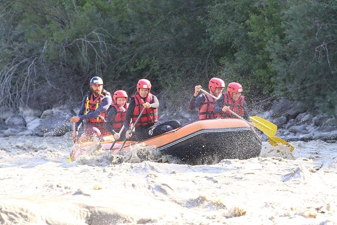 Rafting on the Durance - Embrun