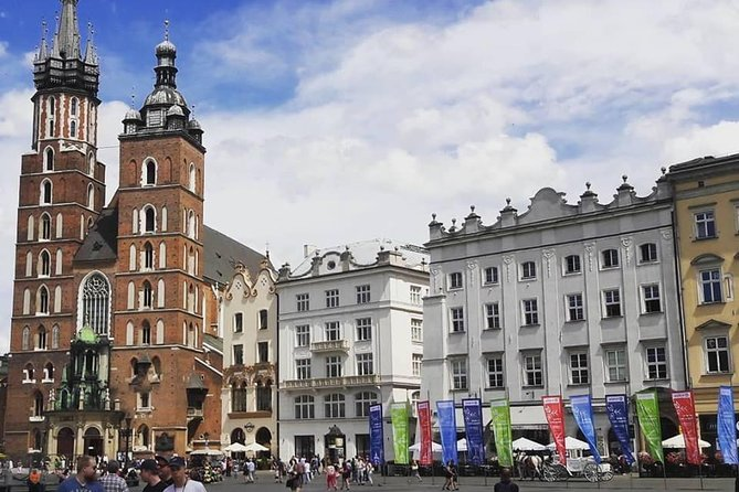 Budapest Krakow day tour