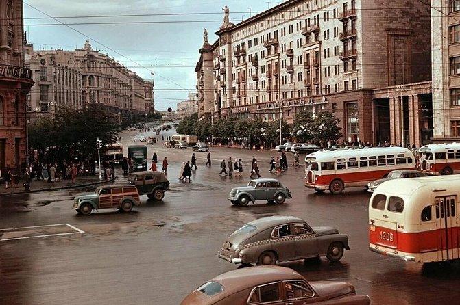 Moscow Soviet tour