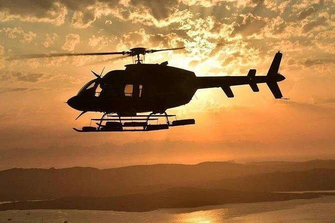 Helicopter Tour above Rome 1/3 pax