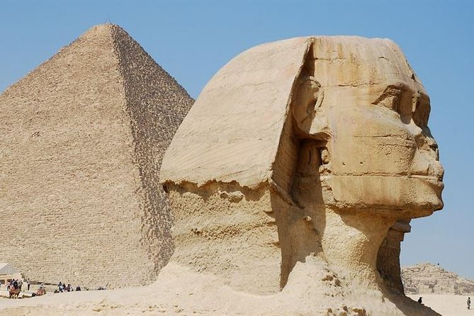 Visit Pyramids & Sphinx