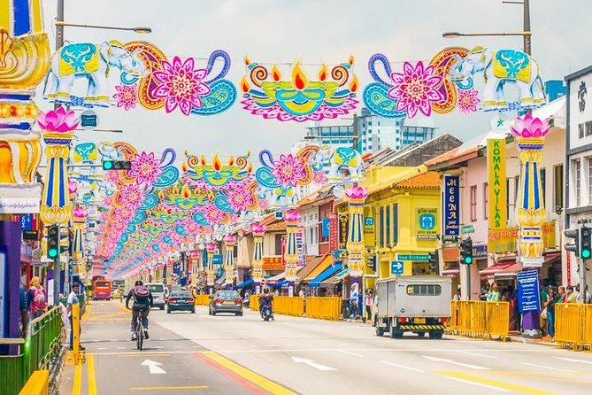 Singapore Little India Walking Tour Experience