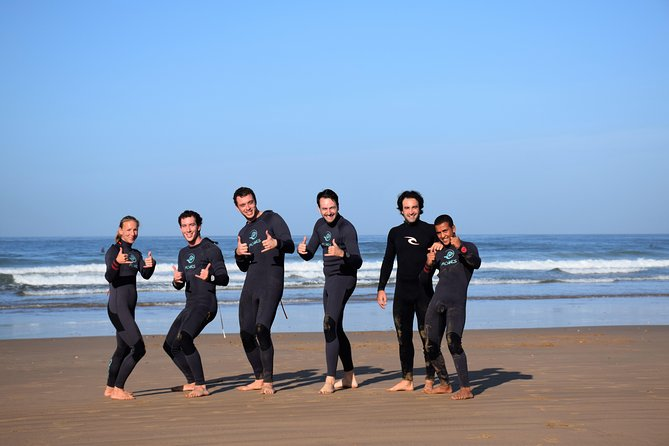 Surf lesson in Tamraght with experienced, local surf instructor