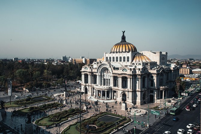Small Group: The Ultimate Mexico City Tour