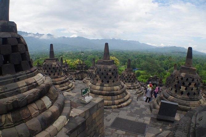 Shore Excursion from Semarang Port to Borobudur Temple ( Private Tour )