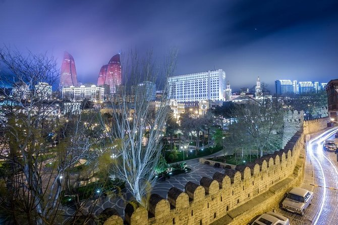Private Azerbaijan Tour Package ( 5 Nights/ 6 Days)
