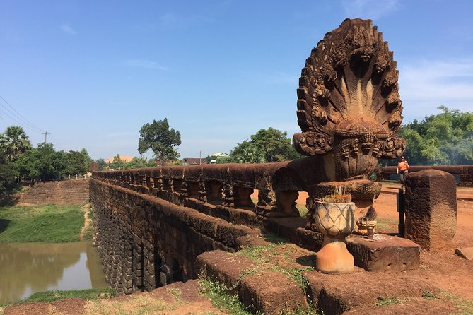 Private One Day Tour To Sombo Prei Kuk, Kompong Kdey Bridge and Kompong Kleang