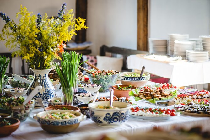 Gastronomical Tour in the Surroundings of Sibiu