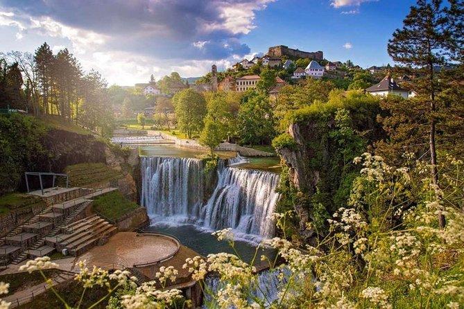 Jajce with Pliva watermills and Travnik Day Tour from Sarajevo