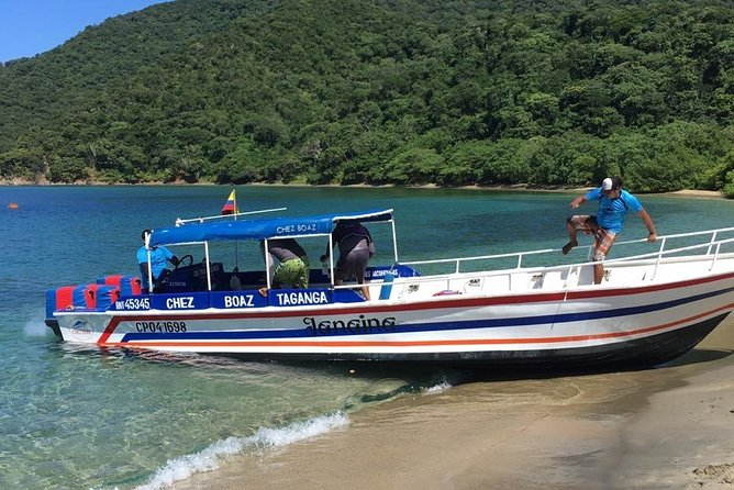 Tour two Beaches Cinto and Crystal Parque Tayrona