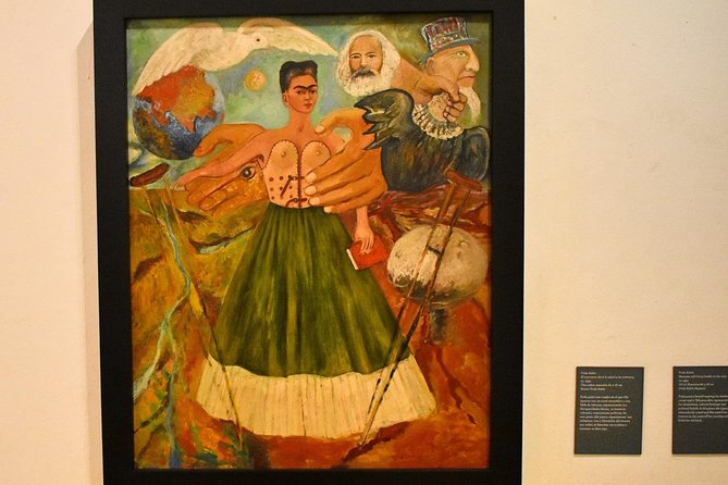 Frida Kahlo and Diego Rivera Legacy - three museums (⭐Concierge Service⭐) photo 2
